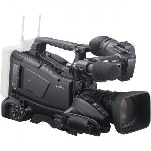 Sony PXW braodcast cam rent
