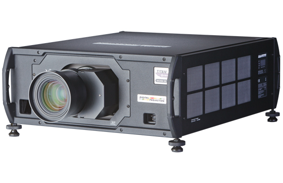 Digital projection TITAN Super Quad 20000 20k 10k 10000 lumens projector