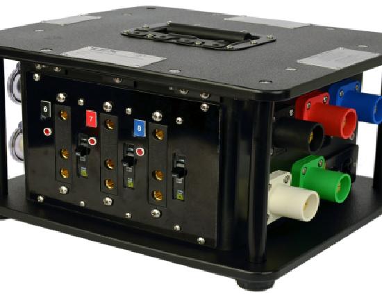 LEX 200 Amp 3 Phase pd distro
