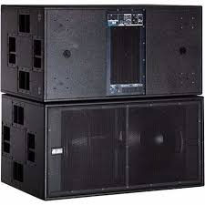 dB Technologies dva db tech subs s30 s20
