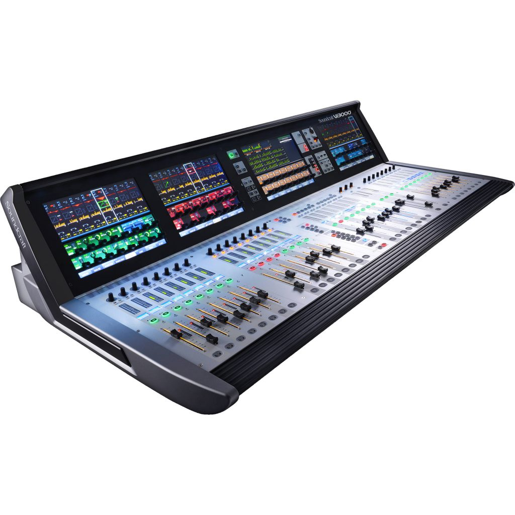 sound craft vi 3000
